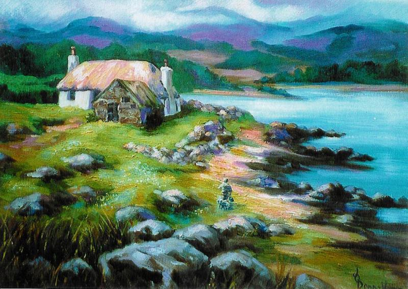 Judith O Donnell Irish Paintings